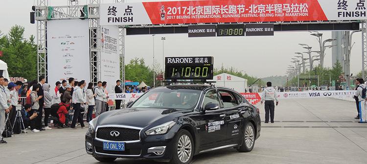 2017北京国际长跑节-北京半马官方指定计时用表